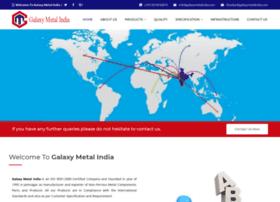 galaxymetalindia.com