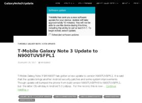 galaxynote3update.com