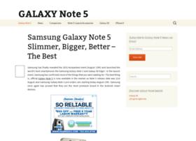 galaxynote5edge.com