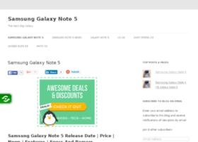 galaxynote5us.com