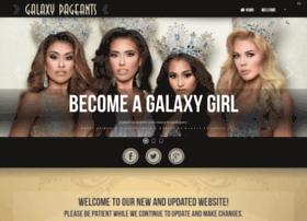 galaxypageants.com
