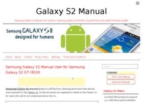 galaxys2manual.com