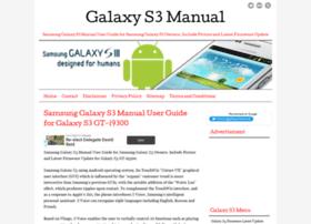 galaxys3manual.com