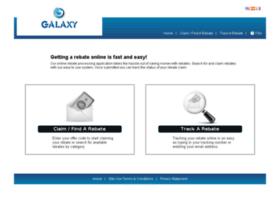 galaxytech.4myrebate.com