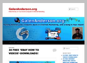 galenanderson.org