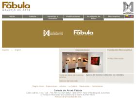 galeriafabula.com