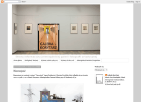 galeriakorytarz.blogspot.com