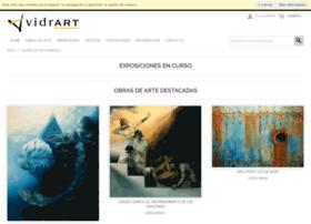 galeriavidrart.com