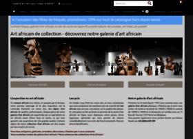 galerie-art-africain.com