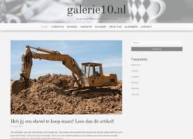 galerie10.nl