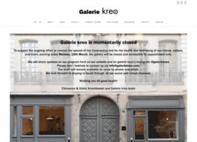 galeriekreo.fr