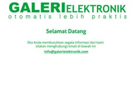 galerielektronik.com