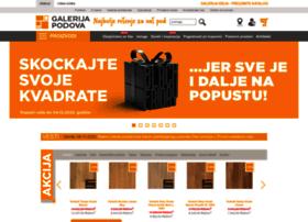 galerijapodova.com