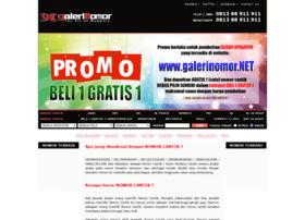 galerinomor.com