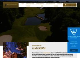 galgormcastle.com