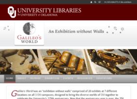 galileo.ou.edu