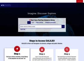 Galileo.usg.edu