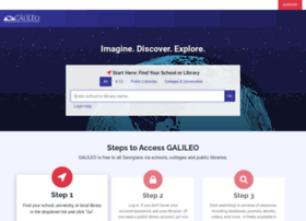galileo.usg.edu