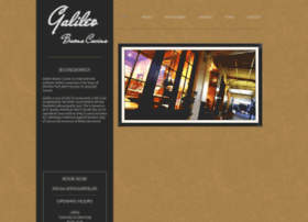 galileorestaurantperth.com