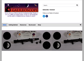 galileoscope.org