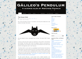 galileospendulum.org