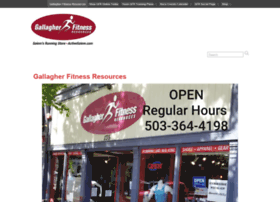gallagherfitness.com