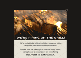 gallaghersnysteakhouse.com
