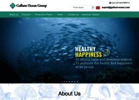 gallant-ocean.com