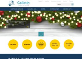 gallatinutilities.com