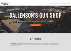 gallensonsguns.com
