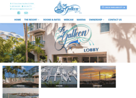 galleonresort.com