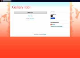 galleryidol.blogspot.com