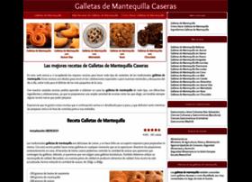 galletasdemantequilla.net