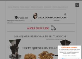 gallinaspuras.com