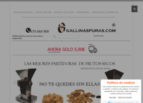 gallinaspuras.jimdo.com