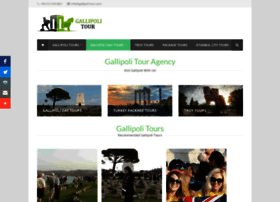 gallipoli-tour.com