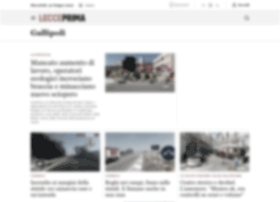 gallipoli.lecceprima.it