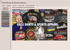 gallishirts.com