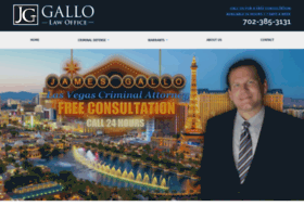 gallolawoffice.com