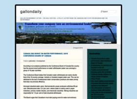 gallondaily.com