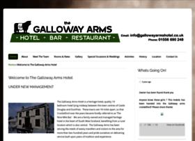 gallowayarmshotel.co.uk