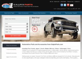 galpinparts.com
