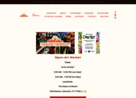 galvestonsownfarmersmarket.com