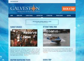 galvestonwateradventures.com