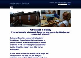 galwayartschool.com