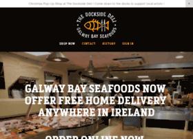 galwaybayseafoods.com