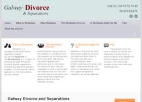 Galwaydivorceseparations.com