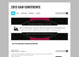 gam2013.org