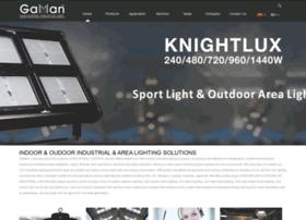 gamanlighting.com
