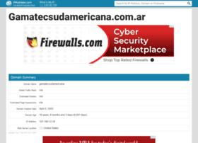 gamatecsudamericana.com.ar.ipaddress.com